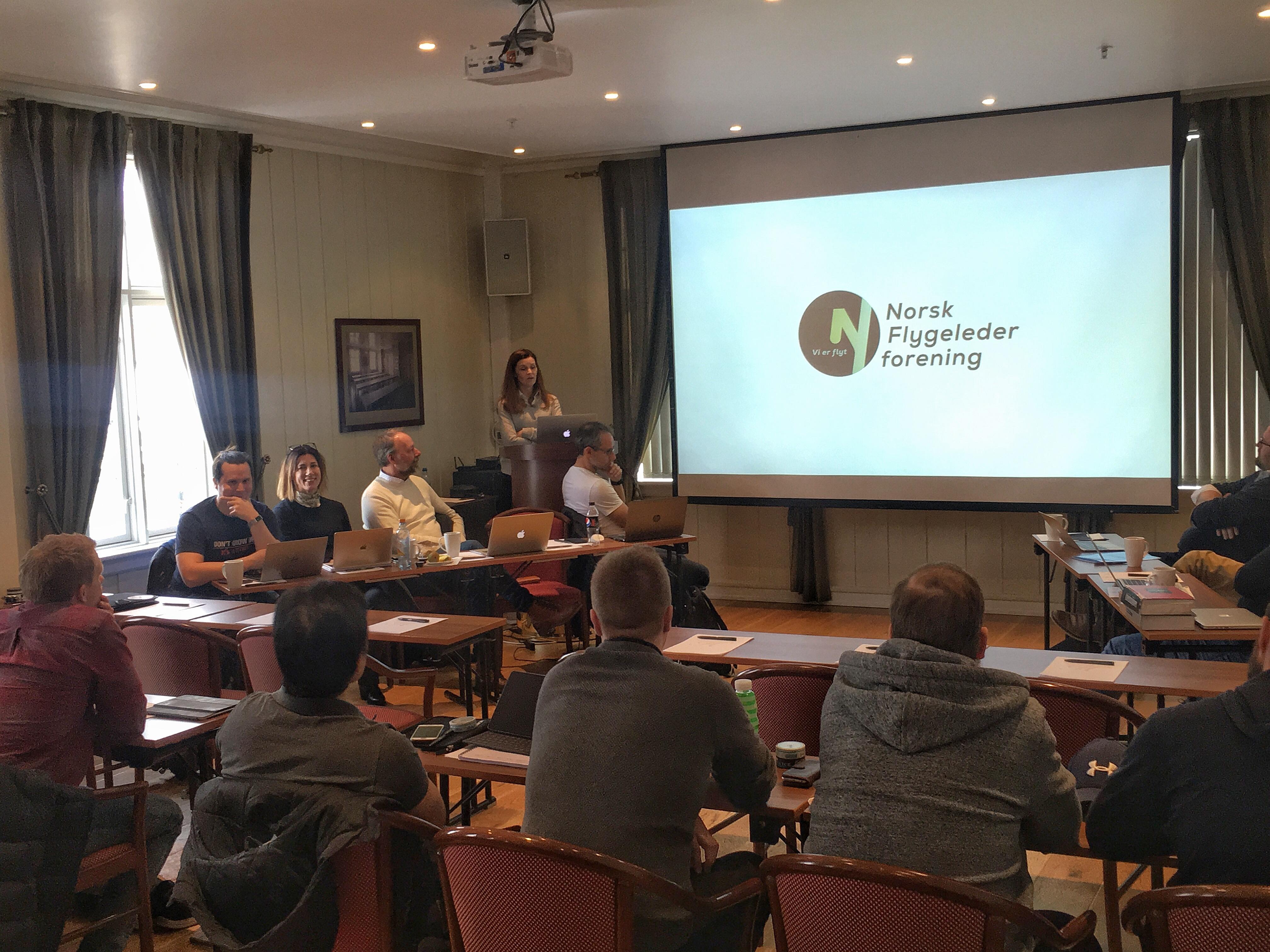 Årsmøtesamling NFF 2018