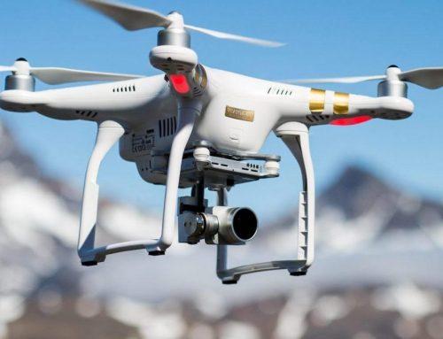 Ny luftromsforskrift – endringer i droneinstruksen til Avinor Flysikring.