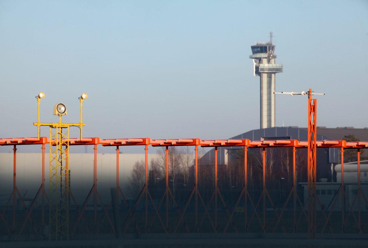 ENGM Tårn og antenner (foto: TDE)
