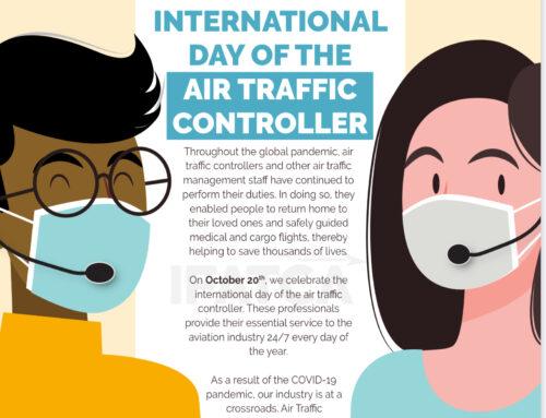 Den Internasjonale Flygelederdagen 20 oktober